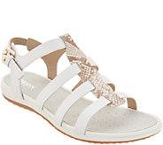 GEOX Back Strap Sandals - Vega Nappa - A305304