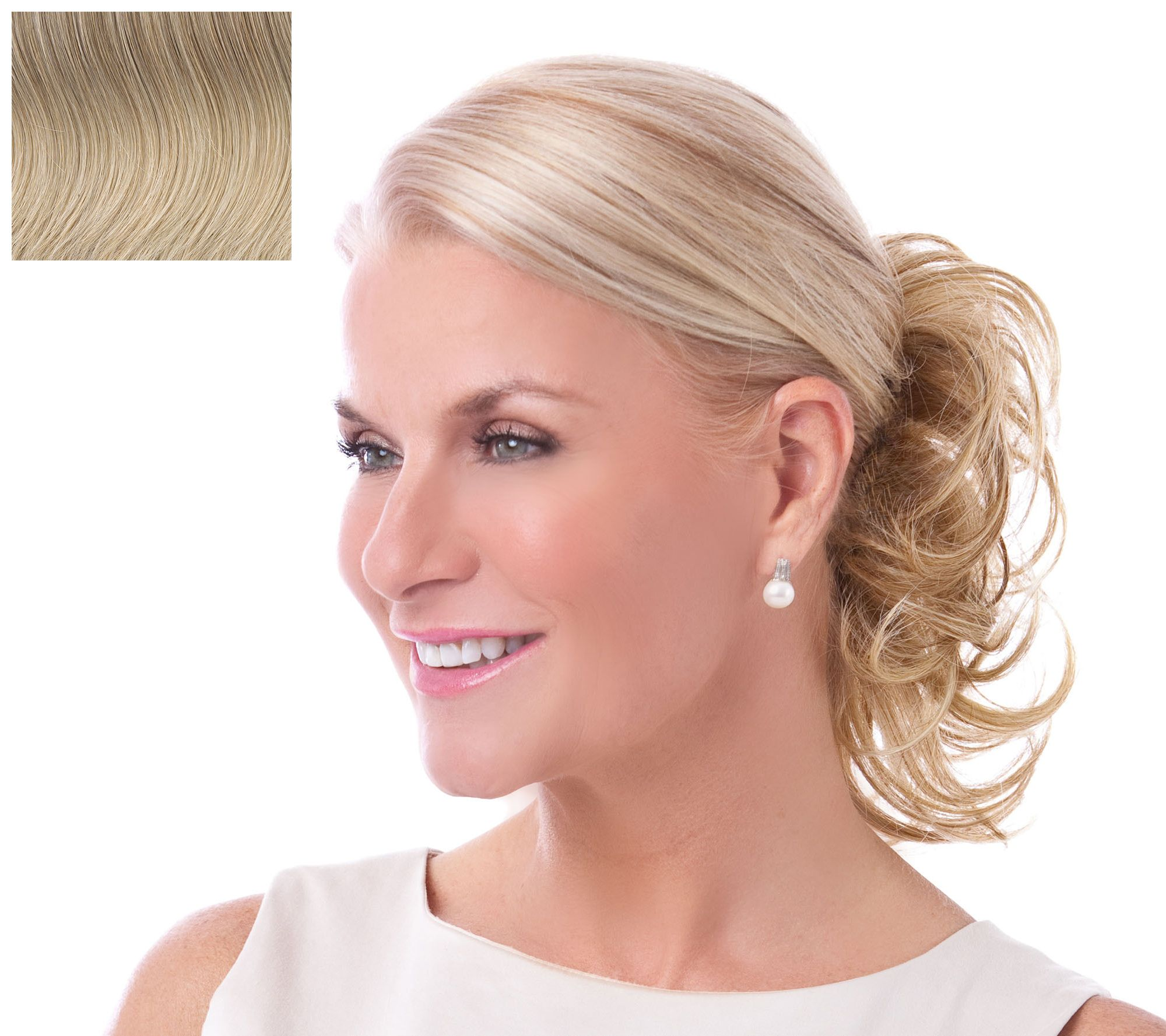 hair pieces on qvc