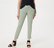 NYDJ Alina Pull-on Ankle Jeans -Desert Willow - A350704
