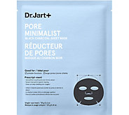 Dr. Jart  Pore Minimalist Black Charcoal SheetMask, 0.8 oz - A358604