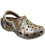 Crocs Mens Classic RealTree Edge Clogs - A423504