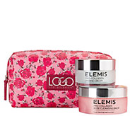 ELEMIS Pro-Collagen Rose Kit with LOGO Designed Cosmetic Bag - A354205