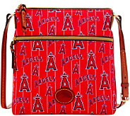 Dooney & Bourke MLB Nylon Angels Crossbody - A281506