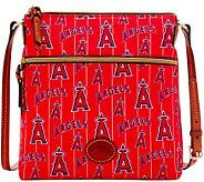 Dooney & Bourke MLB Nylon Angels Crossbody - A281506