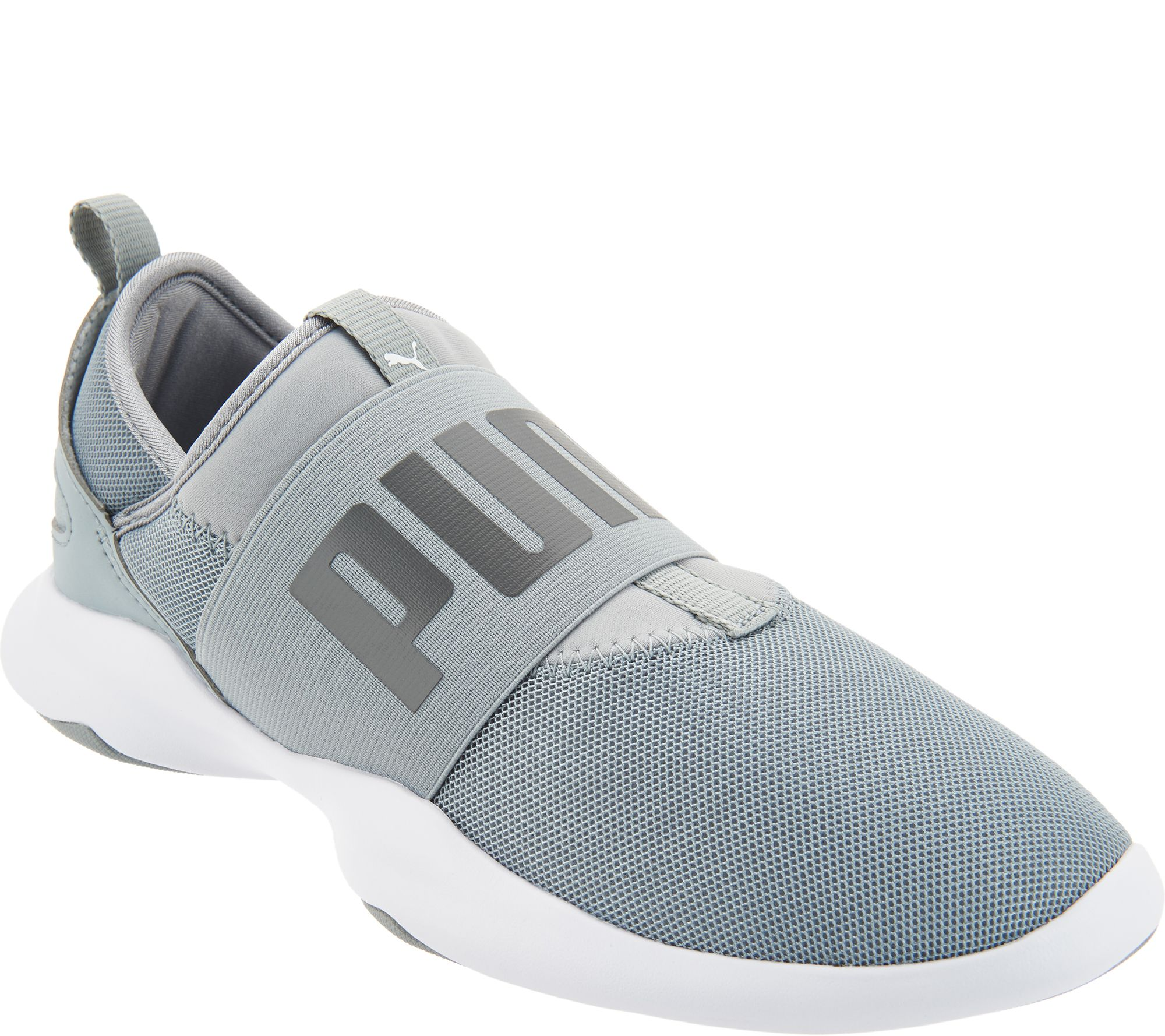 299ace5ca0cc96 PUMA Mesh Slip-On Sneakers - Dare - Page 1 — QVC.com