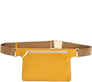 As Is G.I.L.I. Flat Wallet Fanny Pack - A306206