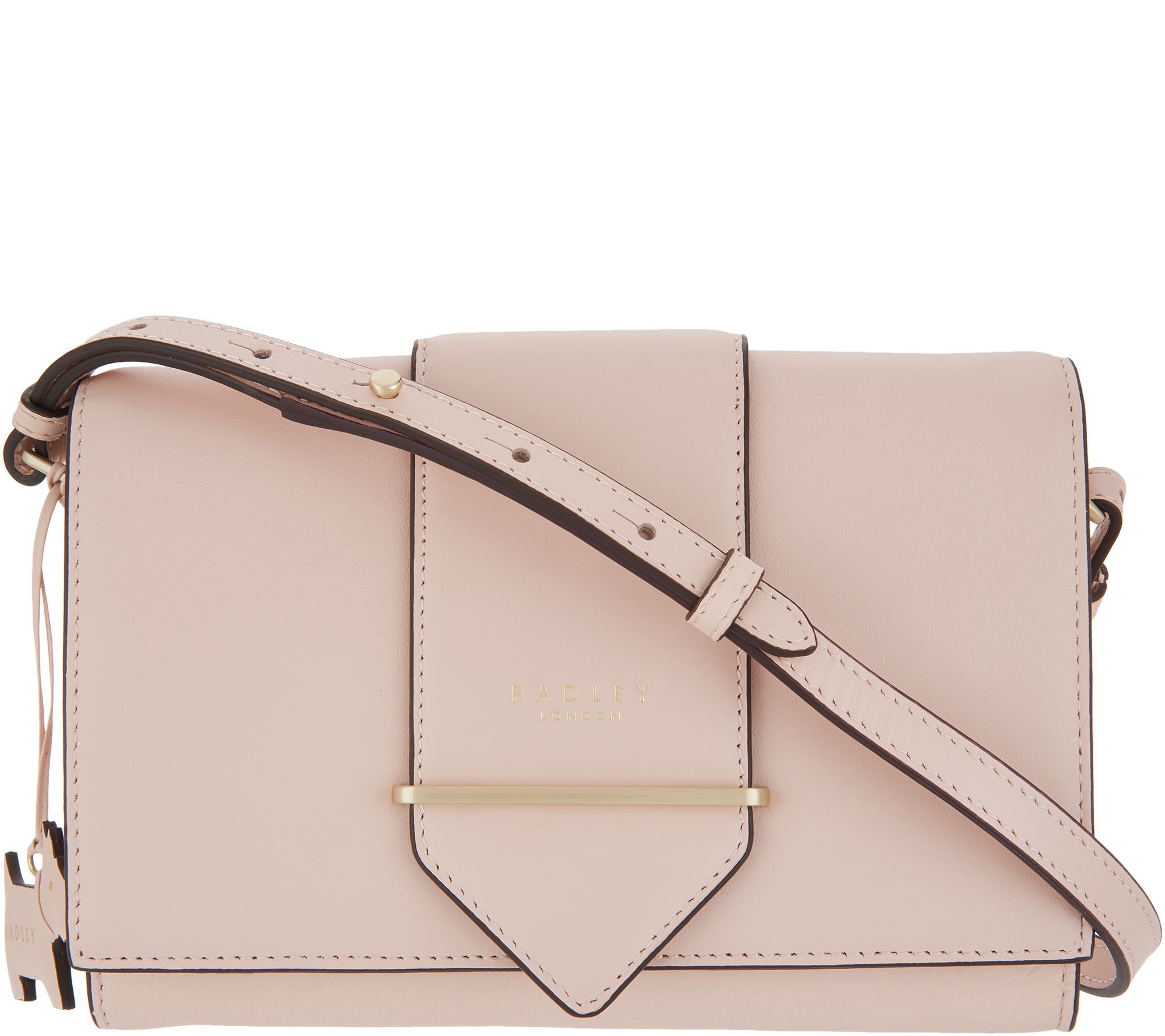 b66a60452476 RADLEY London Palace Street Small Flapover Crossbody Handbag - Page 1 —  QVC.com
