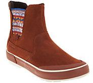 KEEN Waterproof Leather Ankle Boots - Elsa II Chelsea - A309706