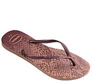 Havaianas Flip Flop Sandals - Sim Animals - A358006