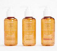 Josie Maran Hemp Hand & Body Cleanser Trio - A391406