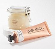 Josie Maran Argan Sugar Scrub & Super-Size Hand Cream Kit - A394606