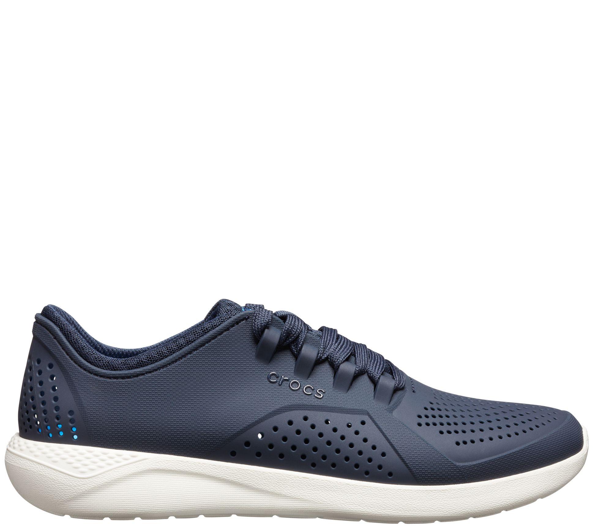 932f693bb659f2 Crocs LiteRide Pacer Men s Sneakers - Page 1 — QVC.com