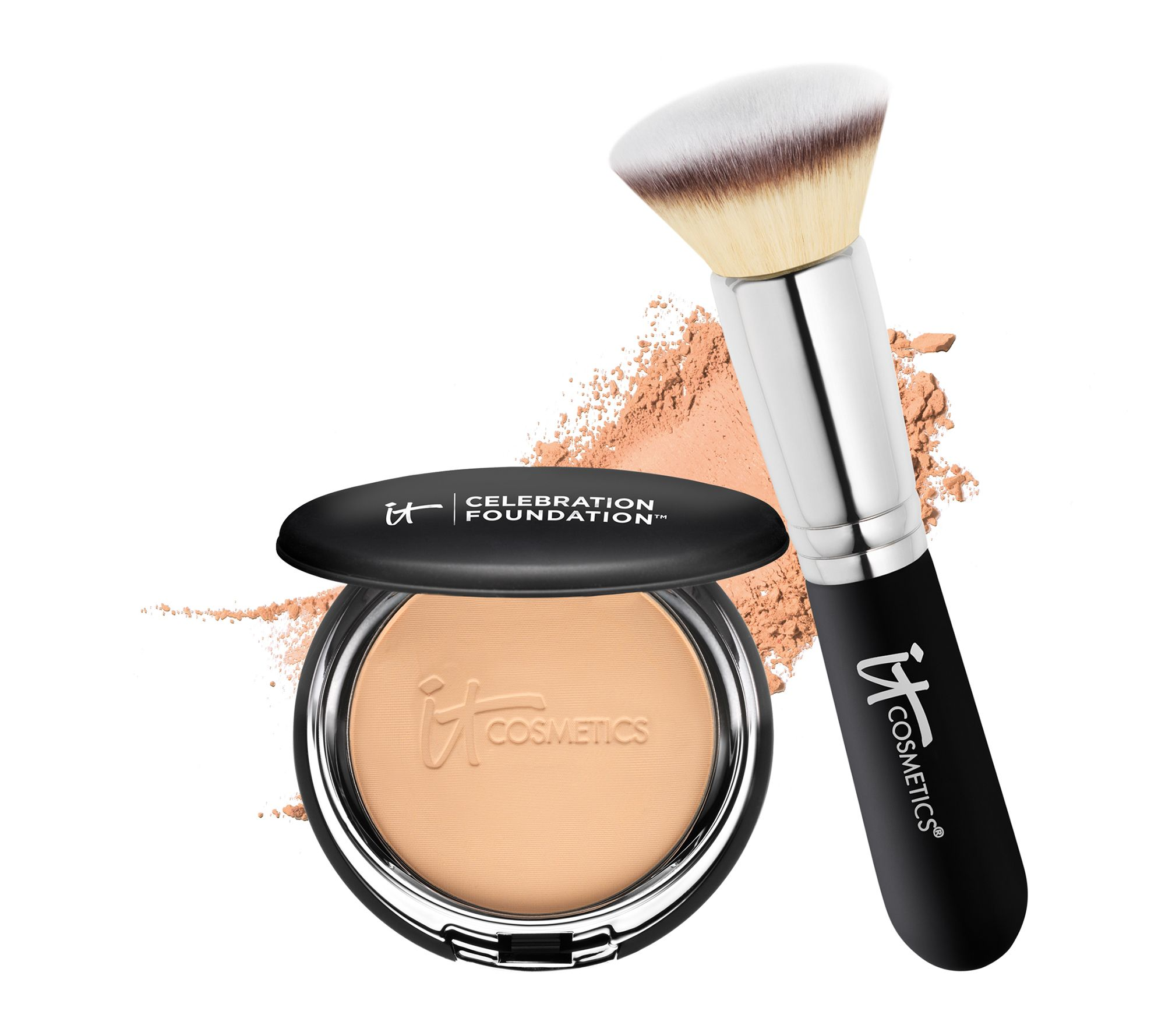 it cosmetics love is the foundation brush 2020