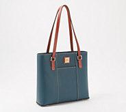 Dooney & Bourke Pebble Leather Small Lexington Shopper - A256907