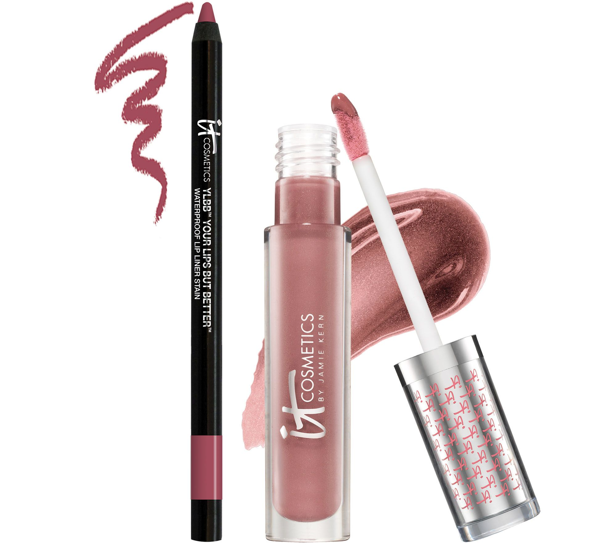 It Cosmetics Vitality Lip Flush Butters Review and