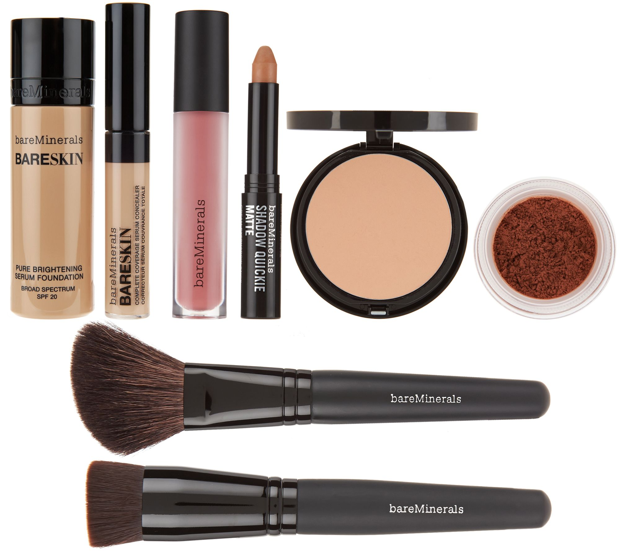 Bareminerals Bareskin Beautifully Balanced 8 Pc Collection Page 1