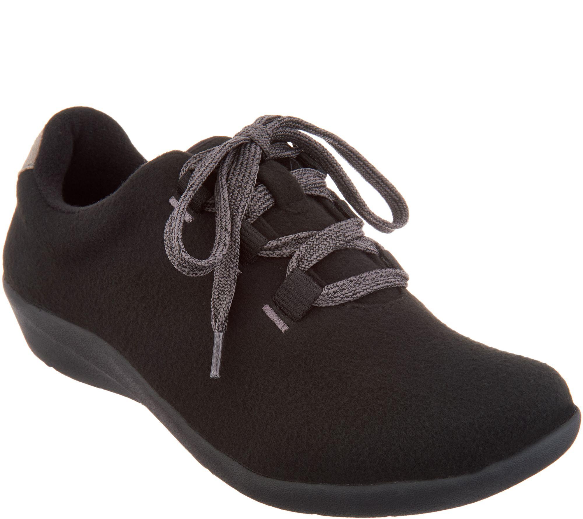 3b7172fe9595 Earth Origins Casual Lace-up Sneakers - Loretta - Page 1 — QVC.com