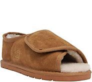 Lamo Open-toe Wrap Slippers - A363107