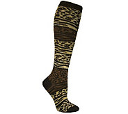 Ozone Design Set of 2 Zepard Socks - A242908