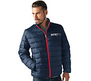 NFL Full Zip Quilted Packable Polyfill Jacket - A280708