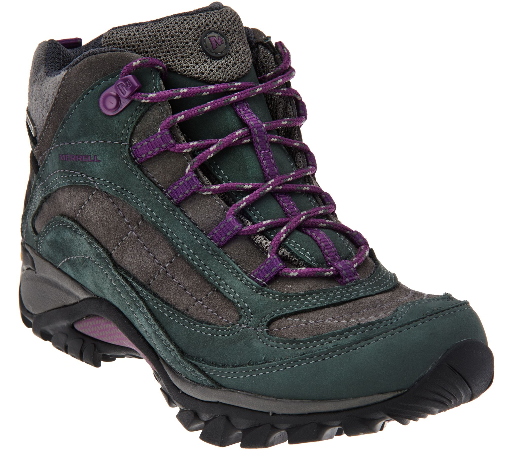 Merrell Waterproof Leather Hiking Boots Siren Mid Page