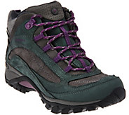 Merrell Waterproof Leather Hiking Boots - Siren Mid - A284908