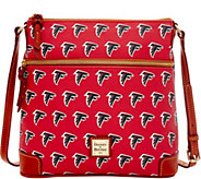 Dooney & Bourke NFL Falcons Crossbody - A285708