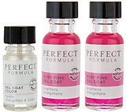 Perfect Formula Ruby Pink Gel Coat Duo & Gel Coat Auto-Delivery - A294608