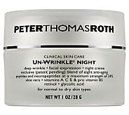 Peter Thomas Roth Un-Wrinkle Deep Wrinkle NightCream - A316708