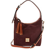 Dooney & Bourke Suede Paige Crossbody - A342808