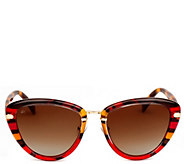 Prive Revaux The Monet Polarized Cat-Eye Sunglasses - A353308