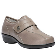 Propet Leather Slip-on Shoes - Diana Strap - A356208