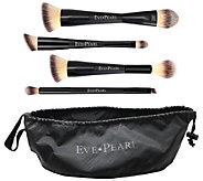 EVE PEARL 5-Piece Deluxe Dual Brush Kit and Satchel - A413608