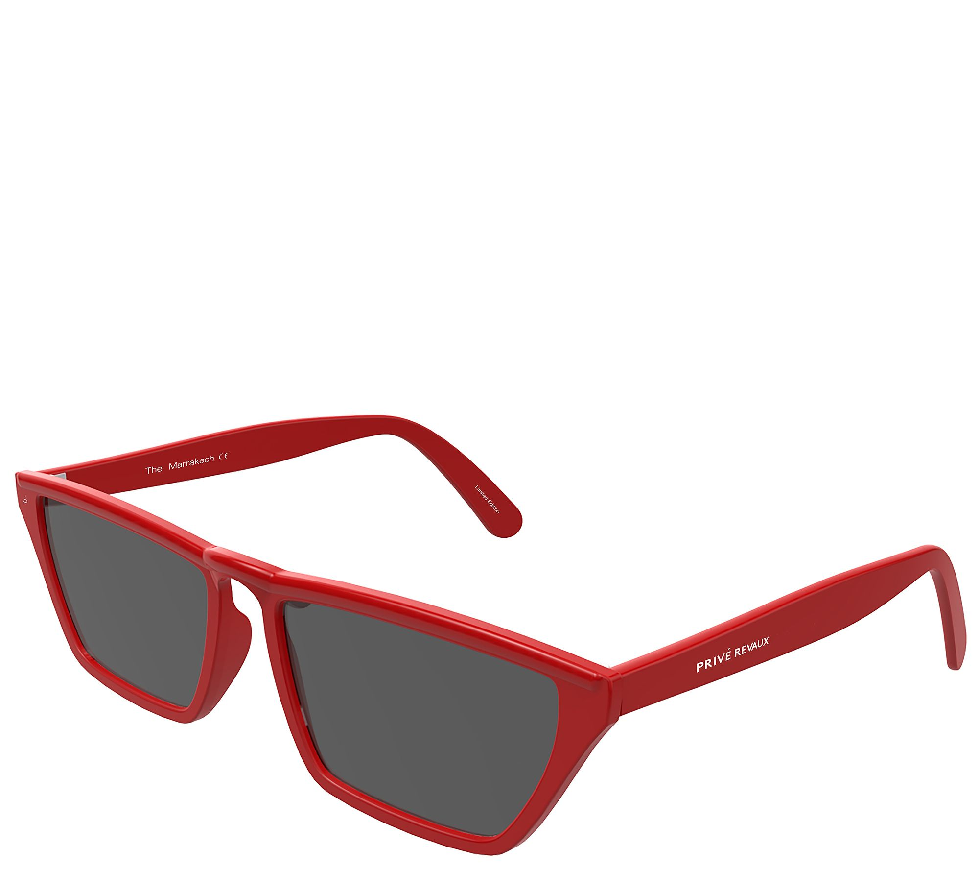 115d85dea6c Prive Revaux The Marrakech Polarized Sunglasses- Red Gray - Page 1 ...
