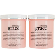 philosophy super-size whipped body creme duo - A280309