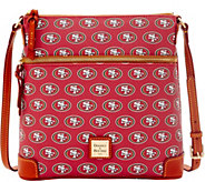 Dooney & Bourke NFL 49ers Crossbody - A285709