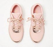 TRAQ by Alegria Lace-Up Athletic Shoes- Qarma - A352809