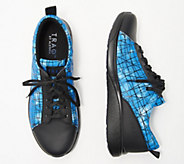 TRAQ by Alegria Lace-Up Sneakers - Qest - A352810