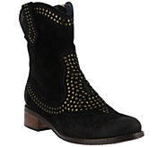 LArtiste by Spring Step Suede Boots - Sarita - A414810