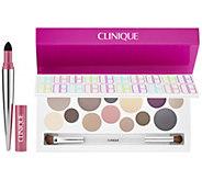 Clinique Party Eyes Palette & Pop Lip Shadow Set - A416510