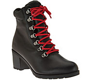 Cougar Waterproof Leather Lace-up Boots - Angie - A284911
