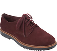 Clarks Leather Lace-up Shoes - Raisie Bloom - A298011