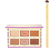 Tarte Tartelette Flirt Palette w/ Eyeshadow Brush - A304011