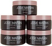 Josie Maran Whipped Argan Body Butters 5-pc Mega Set - A307811