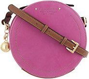 Tignanello Vintage Leather Circle Crossbody Handbag -Varese - A308711
