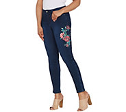 Women with Control My Wonder Denim Petite Novelty Jeans - A309511