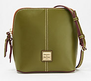Dooney & Bourke Smooth Leather Crossbody - Trixie - A345111