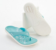 Spenco Orthotic Thong Sandals - Yumi Inspiration - A352411