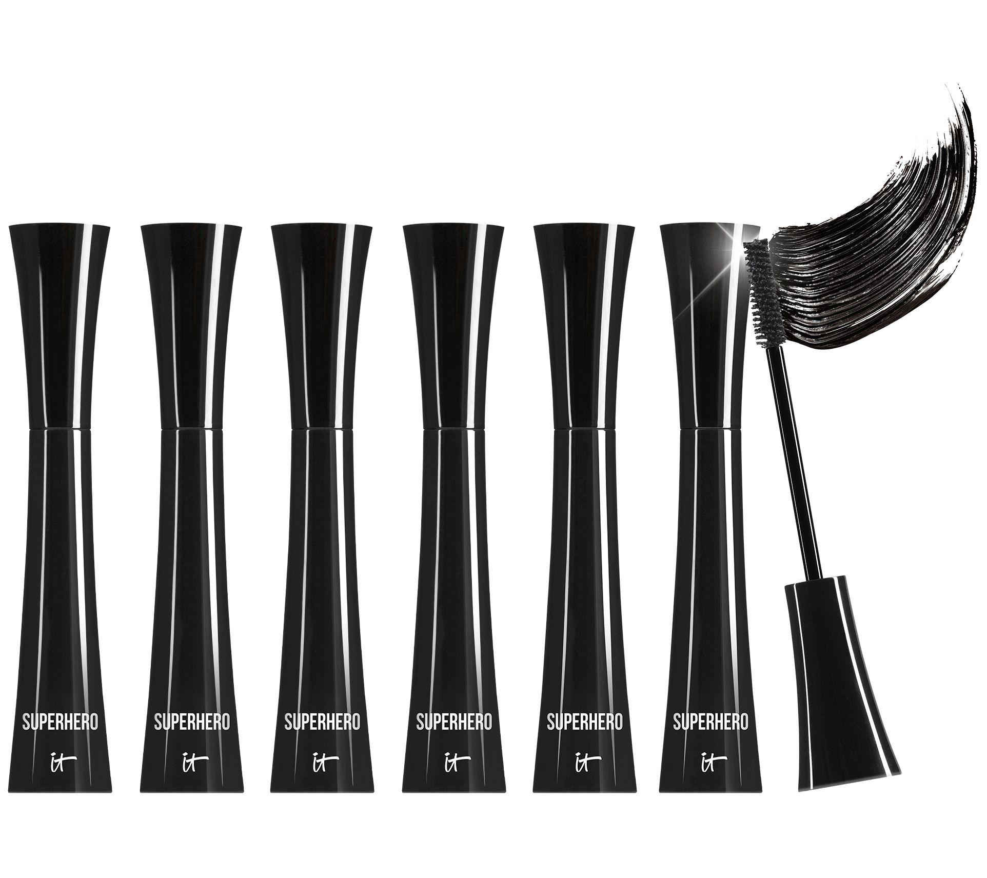 IT Cosmetics Mega-Size Superhero Volumizing 6 pc Mascara