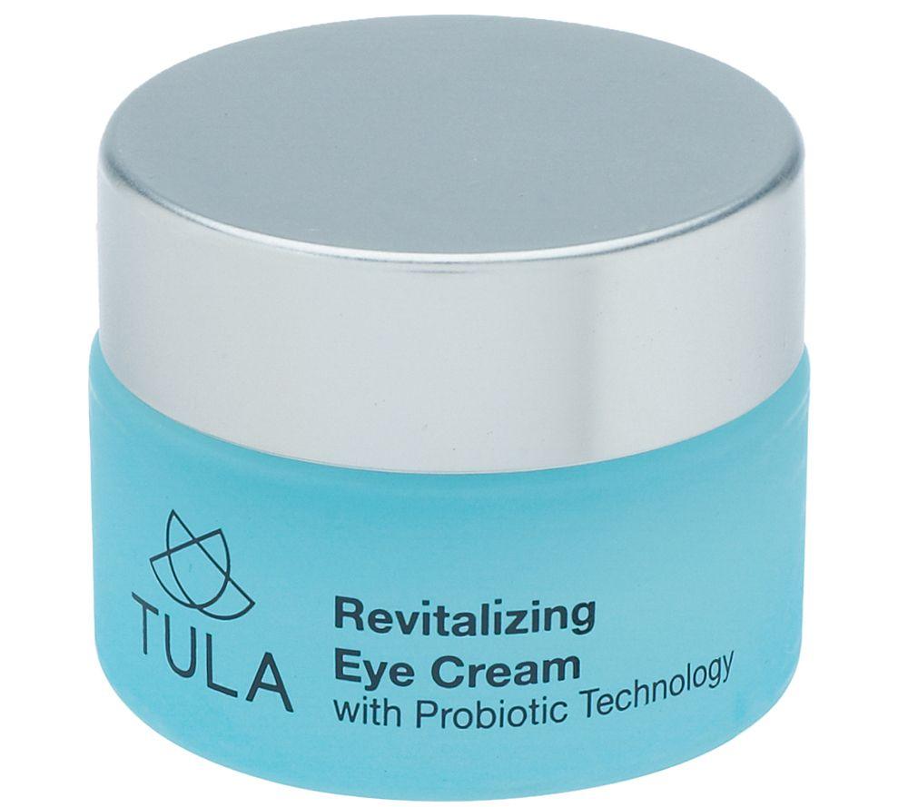 TULA Probiotic Skin Care Revitalizing Eye Cream — QVC com